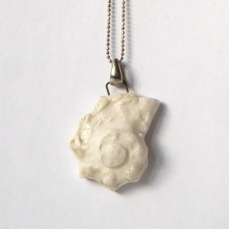 Larissa Rolley shell necklace 1 2