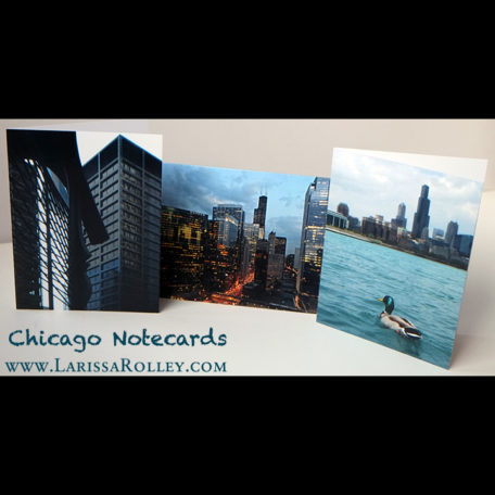 Chicago Notecard Set